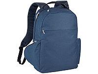 Компактный рюкзак для ноутбука 15,6, темно-синий (артикул 12018601), фото 1