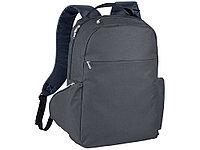 Компактный рюкзак для ноутбука 15,6, темно-серый (артикул 12018602), фото 1