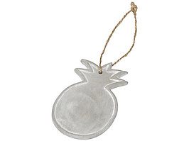 Сезонное украшение-ананас, серый (артикул 11293000)