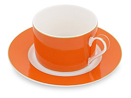 Чайная пара: чашка на 200 мл с блюдцем (артикул 829828)