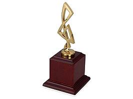 Награда Скрипичный ключ, золотистый/коричневый (артикул 508025)