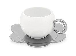Чайная пара: чашка на 220 мл с блюдцем (артикул 829800)