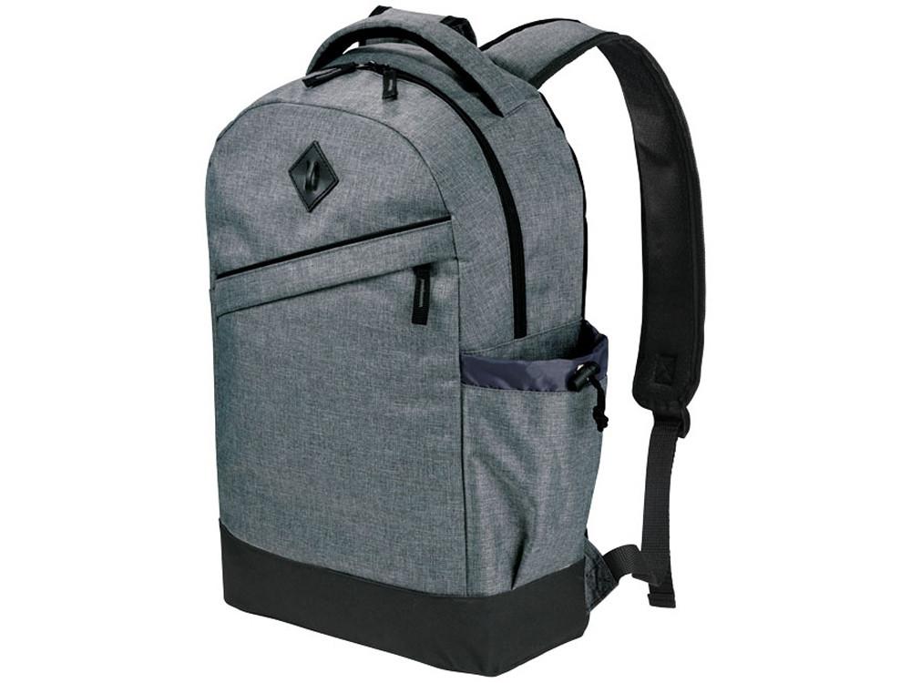 Рюкзак Graphite Slim для ноутбука 15,6, серый (артикул 12019100)