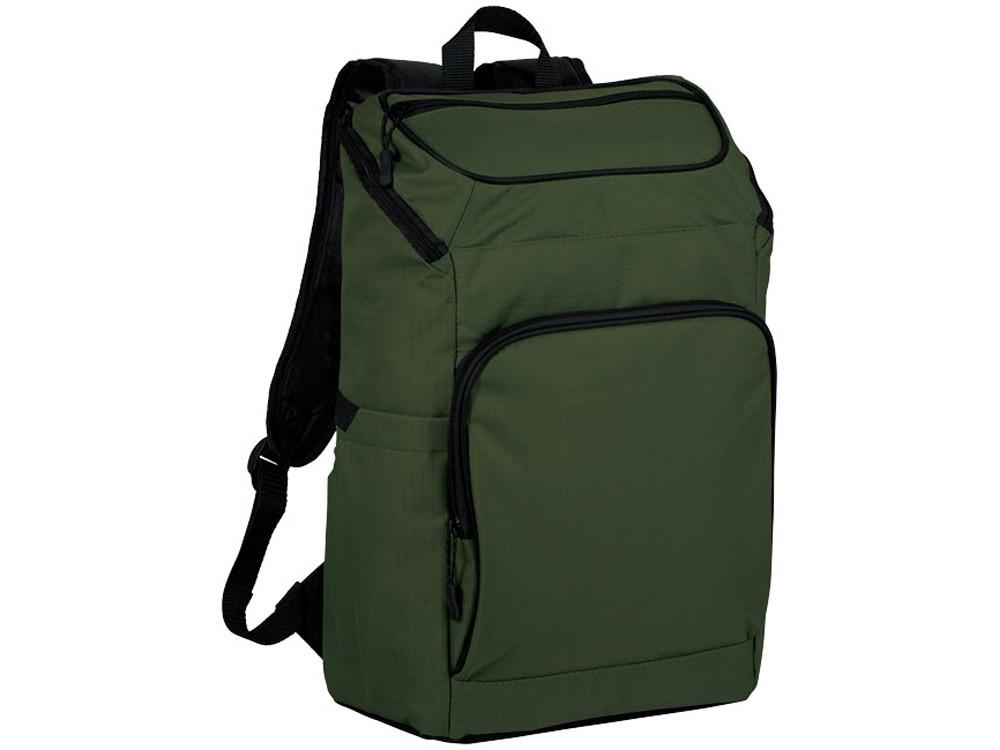 Рюкзак Manchester для ноутбука 15,6, оливковый (артикул 12019701)