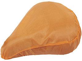 Чехол на сиденье велосипеда, оранжевый (артикул 11402305)