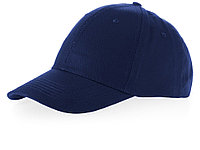 Бейсболка Watson, 6 панелей, темно-синий (артикул 38653490), фото 1