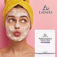 Кислородная маска Perfect Purifying Bubble Mask