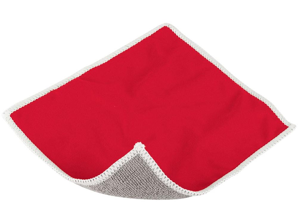 Салфетка для технических устройств, красный (артикул 13420001)