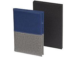 Обложка для паспорта Heathered, синий (артикул 12038101)