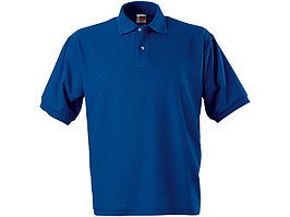 Рубашка поло Boston детская, классический синий (артикул 3109047.4)