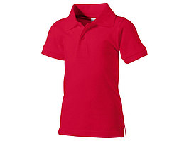 Рубашка поло Boston детская, красный (артикул 3109025.4)