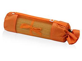 Циновка пляжная Атолл, оранжевый (артикул 834318)