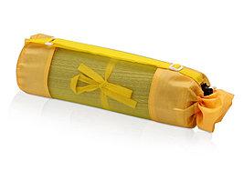 Циновка пляжная Атолл, желтый (артикул 834314)