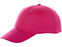 Бейсболка Watson, 6 панелей, розовый (артикул 38653210)