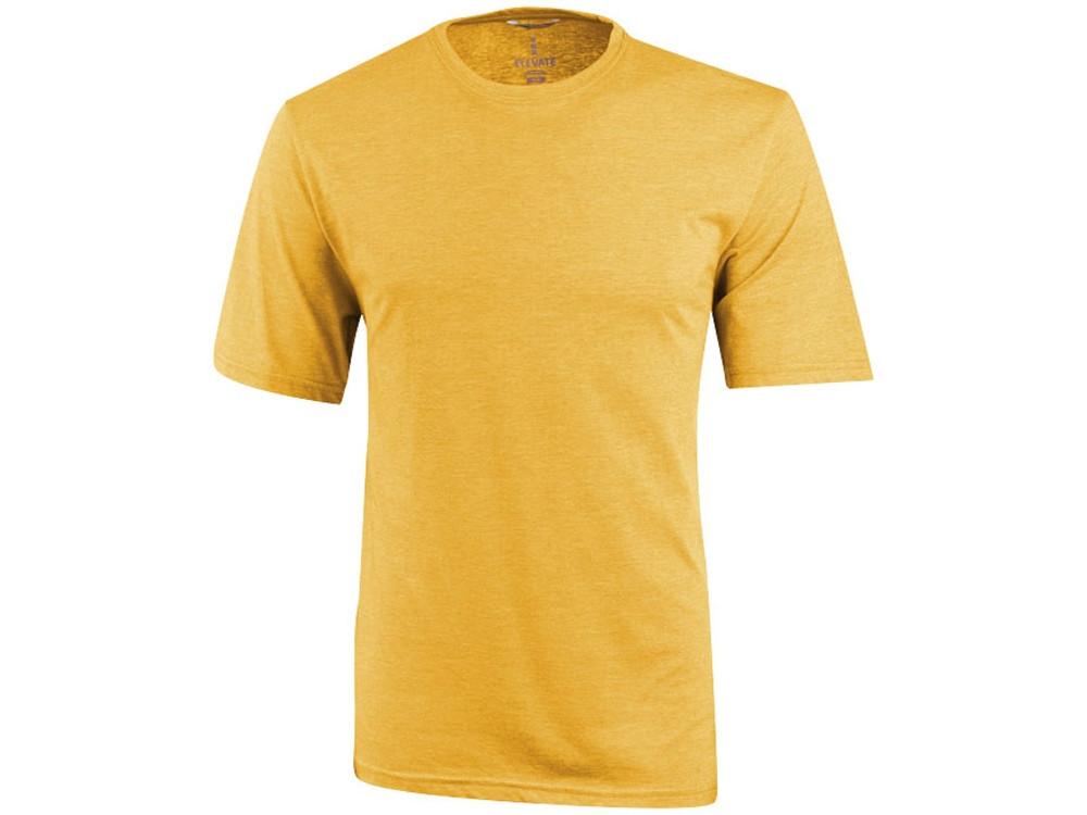 Футболка Sarek мужская, желтый (артикул 3802015L)