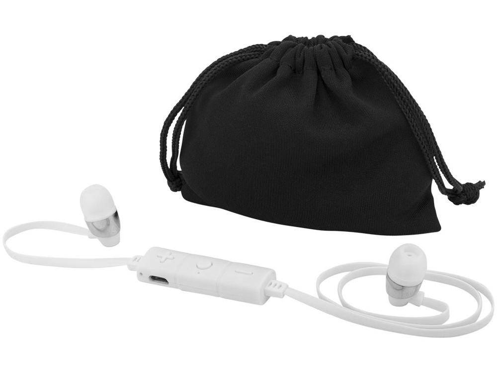 Наушники Bustle Bluetooth®, белый (артикул 13420501)