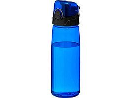 Бутылка спортивная Capri, синий (артикул 10031300)
