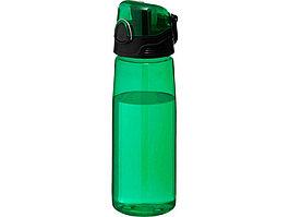 Бутылка спортивная Capri, зеленый (артикул 10031304)