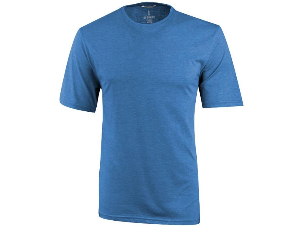 Футболка Sarek мужская, синий (артикул 3802053L)