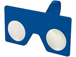 Мини виртуальные очки с клипом, ярко-синий (артикул 13422102)