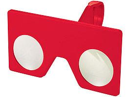 Мини виртуальные очки с клипом, красный (артикул 13422103)