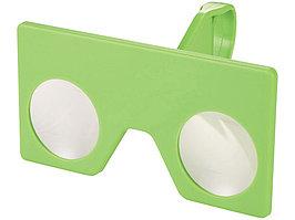Мини виртуальные очки с клипом, лайм (артикул 13422104)