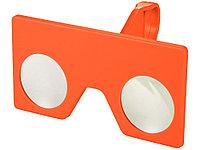 Мини виртуальные очки с клипом, оранжевый (артикул 13422105), фото 1
