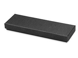 Подарочная коробка для ручек Эврэ, черный (артикул 88391.07)