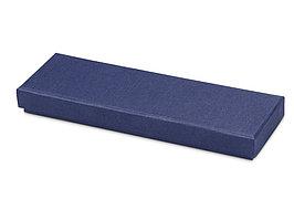 Подарочная коробка для ручек Эврэ, синий (артикул 88391.02)