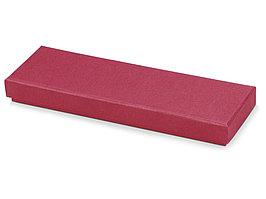 Подарочная коробка для ручек Эврэ, красный (артикул 88391.01)