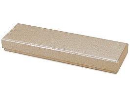 Подарочная коробка для ручек Эврэ, бежево-перламутровый (артикул 88391.00)