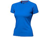 Футболка Serve женская, небесно-голубой (артикул 3302042M), фото 1