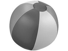 Мяч надувной пляжный Trias, серый (артикул 10032100)
