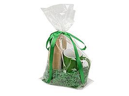 ПодарочныйнаборMattina с кофе,зеленый (артикул 700113)