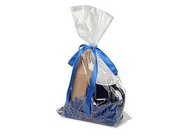 ПодарочныйнаборMattina с кофе,синий (артикул 700112)