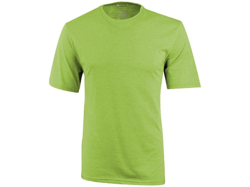 Футболка Sarek мужская, зеленое яблоко (артикул 3802073M)