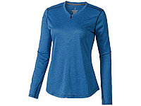 Лонгслив Quadra женский с длинным рукавом, синий (артикул 3902453M), фото 1