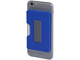 Картхолдер RFID, синий (артикул 13495102)