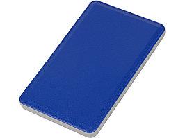 Phase Беспроводной внешний аккумулятор имеет емкость 3000 мА/ч, синий (артикул 13495402)