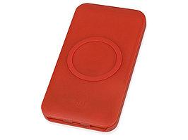 Портативное беспроводное зарядное устройство Impulse, 4000 mAh, красный (артикул 5910502)