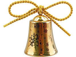 Рождественский колокольчик Versace Gold, золотистый (артикул 50555)