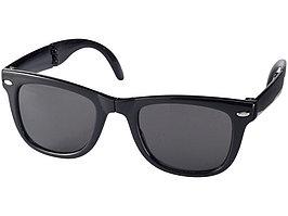 Очки солнцезащитные Sun Ray складные, черный (артикул 10034200)