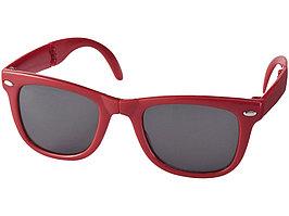 Очки солнцезащитные Sun Ray складные, красный (артикул 10034202)