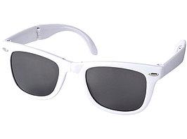 Очки солнцезащитные Sun Ray складные, белый (артикул 10034203)