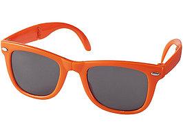 Очки солнцезащитные Sun Ray складные, оранжевый (артикул 10034205)
