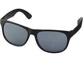 Очки солнцезащитные Retro, черный (артикул 10034400)