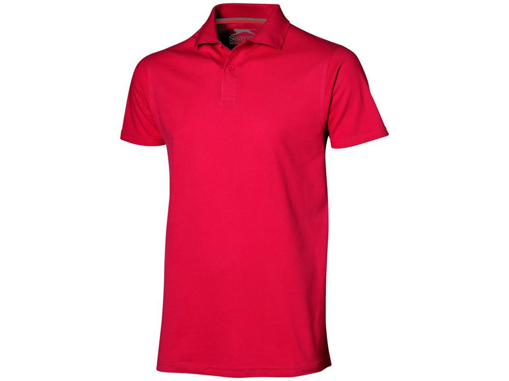 Рубашка поло Advantage мужская, красный (артикул 3309825L)