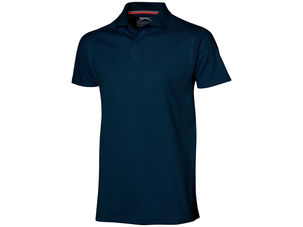 Рубашка поло Advantage мужская, темно-синий (артикул 33098493XL)