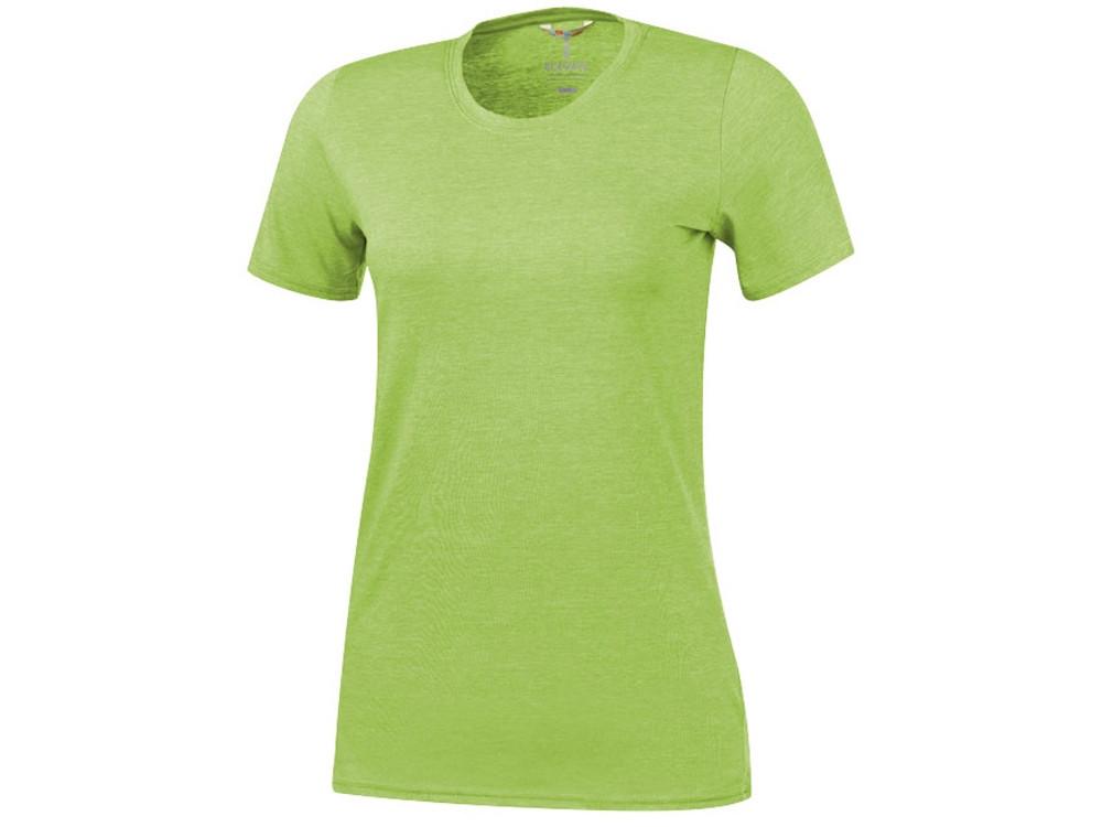 Футболка Sarek женская, зеленое яблоко (артикул 3802173XL)