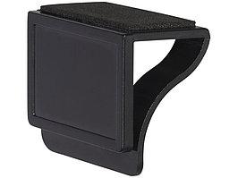 Блокировщик камеры с мягкой стороной, предназначенной для очистки монитора, черный (артикул 13496200)
